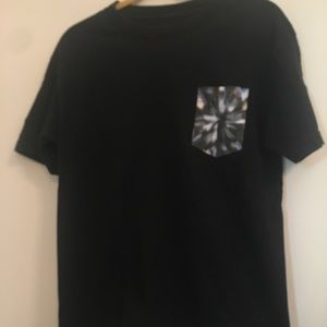 Diamond Supply Black Tshirt (M)